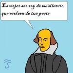 Comentarios y Shakespeare