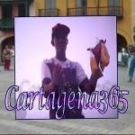 Cartagena365, Careta de entrada