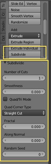 subdivide 2.7