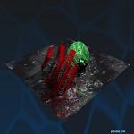 Animación 3D, Shading: Añadir Texturas al Material [Blogs experimentales] [Blender]