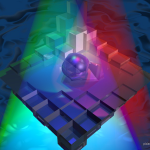Raytracing Images: RGB [Blogs experimentales] [Blender]