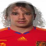 Jugadores de la Selección Española de Futbol