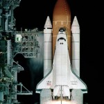Discovery: STS-131. Time Lapse Movie