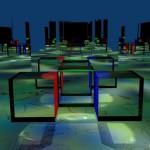 Tres Cubos y Espejos [Imagen]
