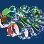 Raytracing de Esferas Transparentes II