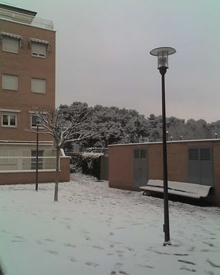 Madrid nevado 7