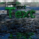 Animación 3D, Texto: Insertar y Editar [Blogs experimentales] [Blender]