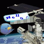 Twitter en la estación espacial ISS