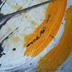 Goloviarte y su pintura acrílica @Goloviarte