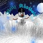 Wallpaper Navidad (IV) [Alumnos] [Blogs experimentales] [Blender]