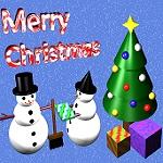 Wallpaper Navidad (XIII) [Alumnos] [Blogs experimentales] [Blender]