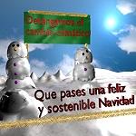 Wallpaper Navidad (XII) [Alumnos] [Blogs experimentales] [Blender]