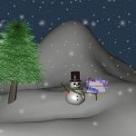 Wallpaper Navidad (XIX) [Alumnos] [Blogs experimentales] [Blender]