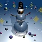 Wallpaper Navidad (VI) [Alumnos] [Blogs experimentales] [Blender]