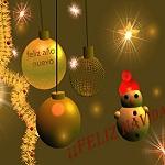 Wallpaper Navidad (XVIII) [Alumnos] [Blogs experimentales] [Blender]