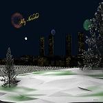 Wallpaper Navidad (XXIV) [Alumnos] [Blogs experimentales] [Blender]