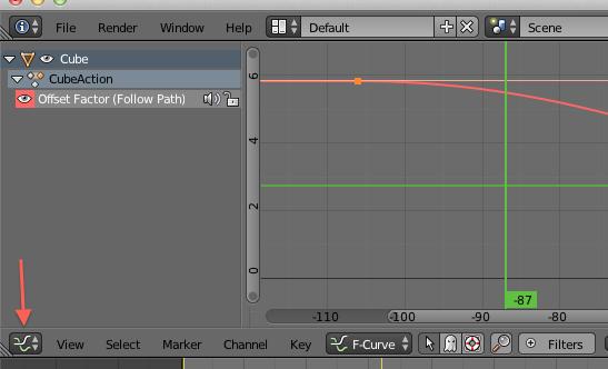 editor curvas