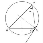 Arco capaz sobre un segmento