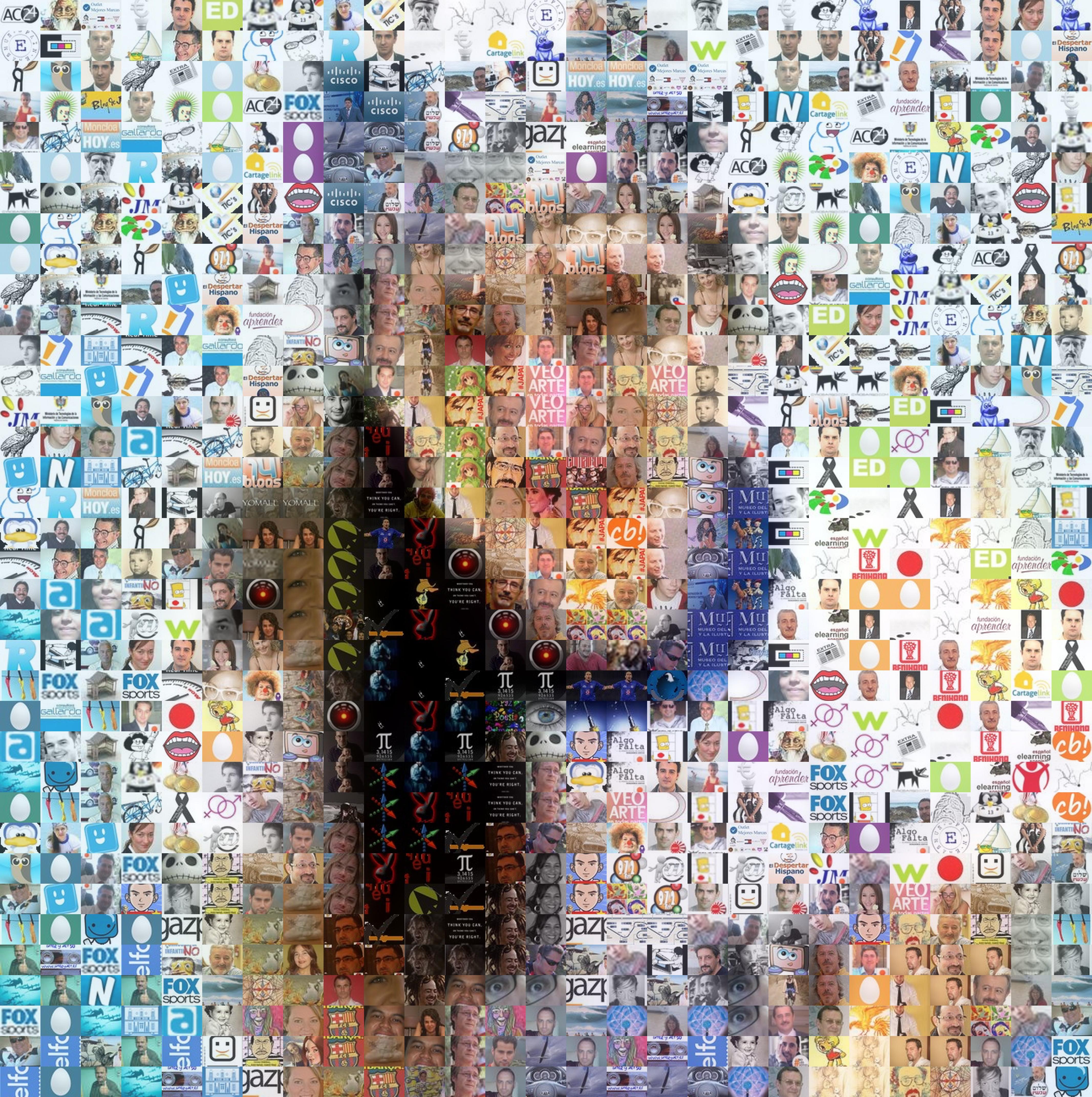 Crear fotos de mosaico 69