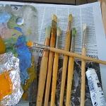 ¿Cómo preparar óleos con pigmentos?