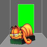 Laberinto Garfield con PHP