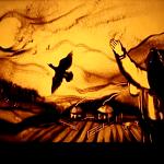 Sand animation : Kseniya Simonova