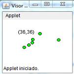 Programación gráfica: Interacción : Eventos de ratón [JAVA]