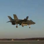 F-toets 35B – Vliegtuie kort opstyg en landing vertikale