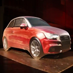 Car projection mapping