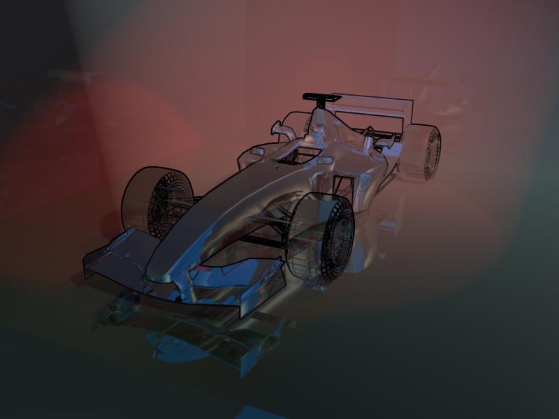 Coche Formula 1