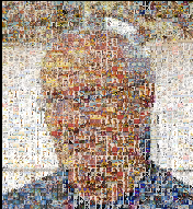 mosaico Jean Giraud : Moebius