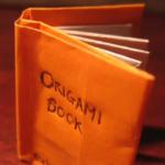 Origami : Cómo hacer un libro