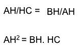 teorema de la altura ecuacion