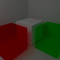 Cubos transparentes