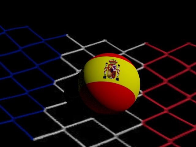 España - Francia UEFA EURO 2012