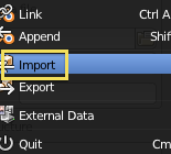 Importar ficheros