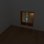 Modelizar unas cortinas con Blender