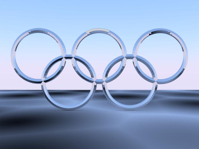 aros olimpicos Londres 2012