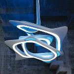 Zaha Hadid et déconstruction