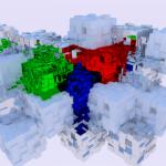 Vóxels RGB [ Imagen ][ Wallpaper ]