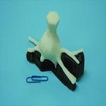 Soma en resina [ Impresora 3D ]