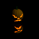 Calabaza de Halloween [ Wallpaper ]