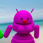 Chica Android