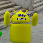 Andy y Drod (Android) [ Alumnos ][ Blender ]