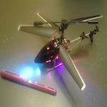Helo TC , un helicóptero de interior