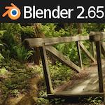 Nueva versión de Blender ( 2.65 )