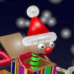 Postal de navidad de Diana Ferriz