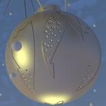Postal de navidad (XIV) [ Alumnos ] [ Blender ][ Trabajos ]