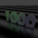 Post 1000