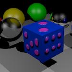 Canales de una imagen de síntesis
